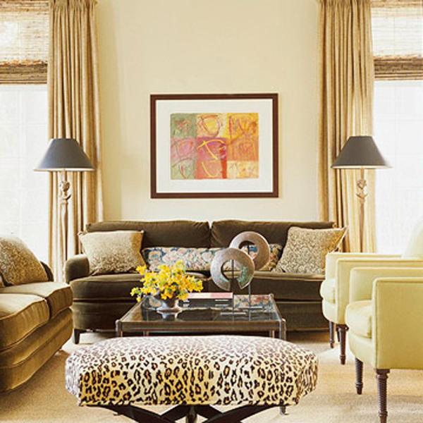 120723afamilyNDsapxepnghethuat 3035c Bí quyết để bạn sắp xếp không gian nhà thành tác phẩm nghệ thuật