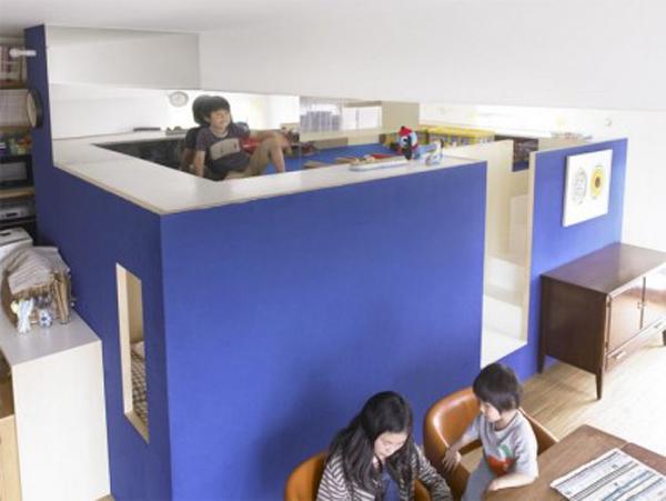 120806afamilyNDgiai phap doc dao cho khong gian nho%20%283%29 adacc Học hỏi giải pháp tối ưu hóa không gian cho phòng trẻ