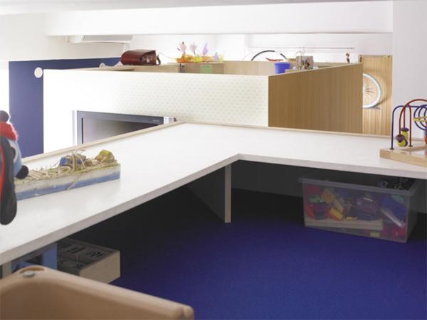 120806afamilyNDgiai phap doc dao cho khong gian nho%20%285%29 adacc Học hỏi giải pháp tối ưu hóa không gian cho phòng trẻ