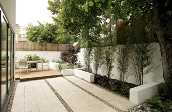 17082012afamilynhadepvuon1 7543f Thiết kế vườn trên mái sang trọng và phong cách