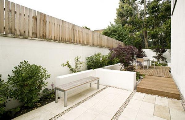 17082012afamilynhadepvuon2 7543f Thiết kế vườn trên mái sang trọng và phong cách