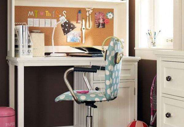 """Bài trí góc học tập giúp bé """"chăm chỉ"""""""