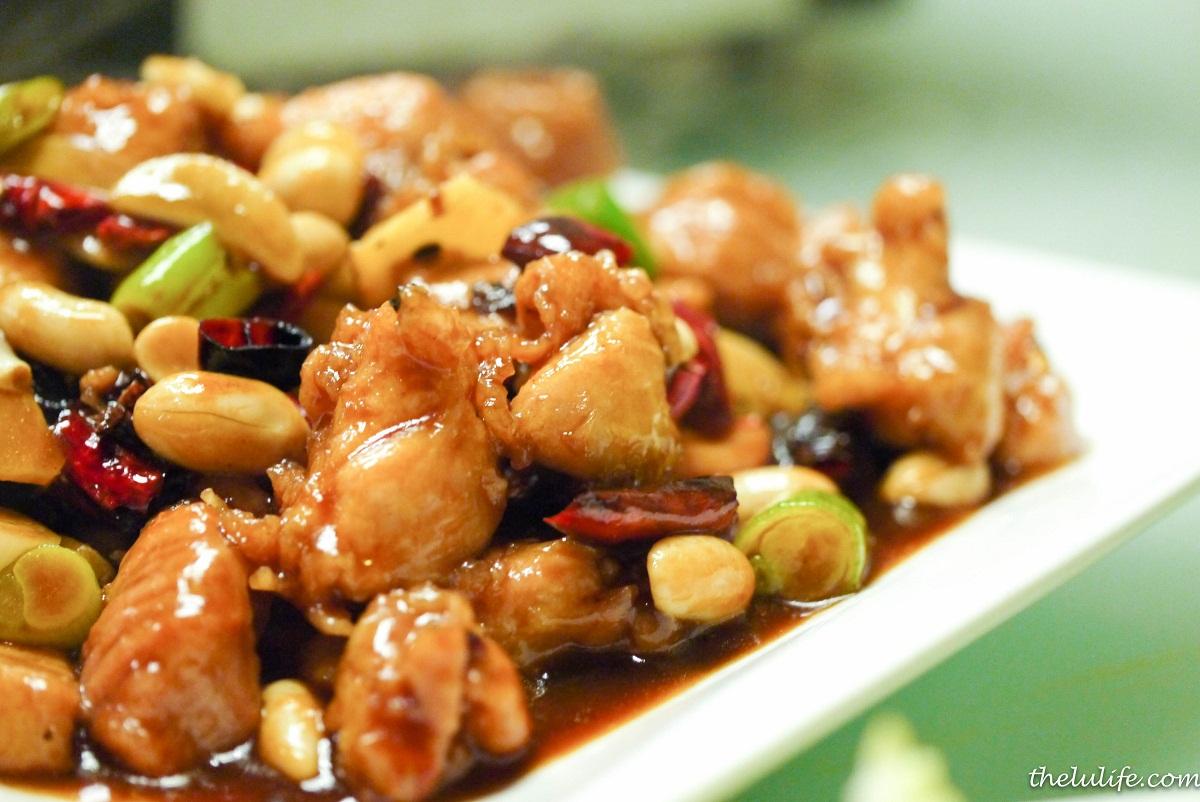 Gà Gong Bao