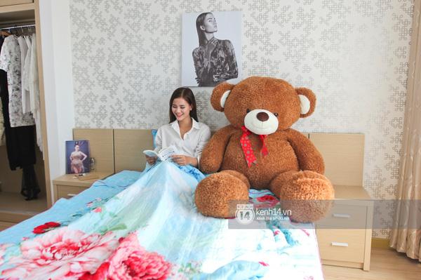 Hương Ly khoe căn hộ mới - giải thưởng cho Quán quân Next Top Model - Ảnh 9.
