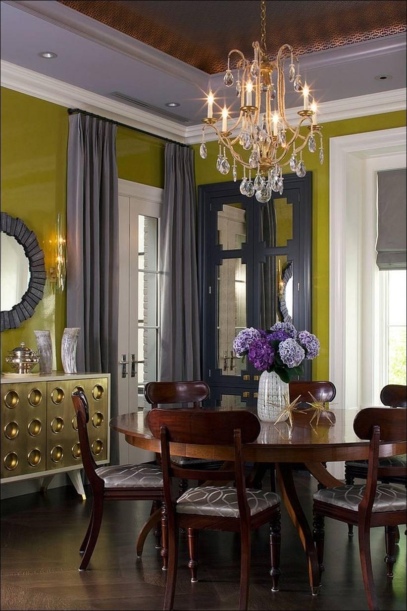 goi y trang tri phong an voi gam mau vangxam f7932d77fc Gợi ý cho bạn những mẹo trang trí phòng ăn với gam màu vàng   xám đẹp lạ, ấn tượng