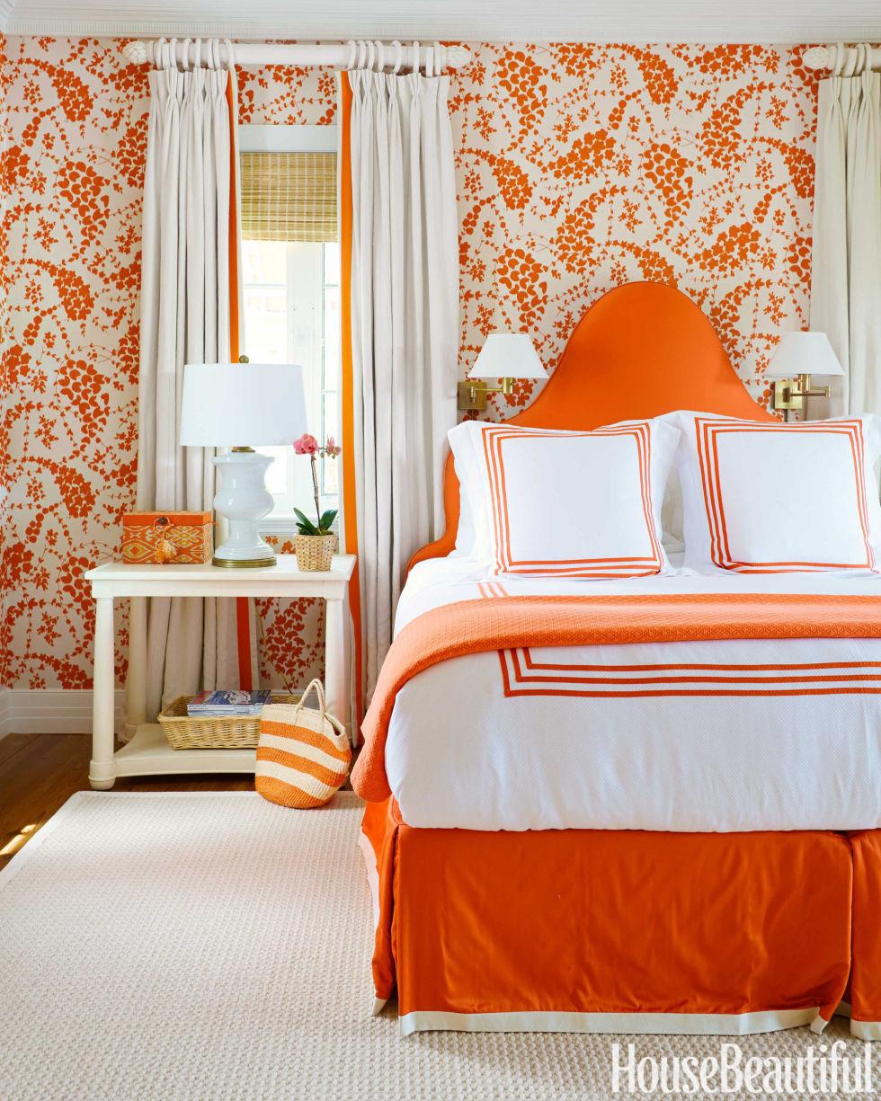 xuc cam khong ngo chi nho nhung phong ngu day mau sac 4493c0ad28 Xuân tới với những không gian phòng ngủ đầy màu sắc