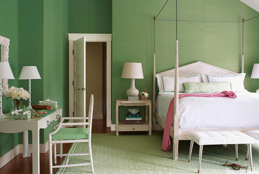 xuc cam khong ngo chi nho nhung phong ngu day mau sac ca8d8e8830 Xuân tới với những không gian phòng ngủ đầy màu sắc