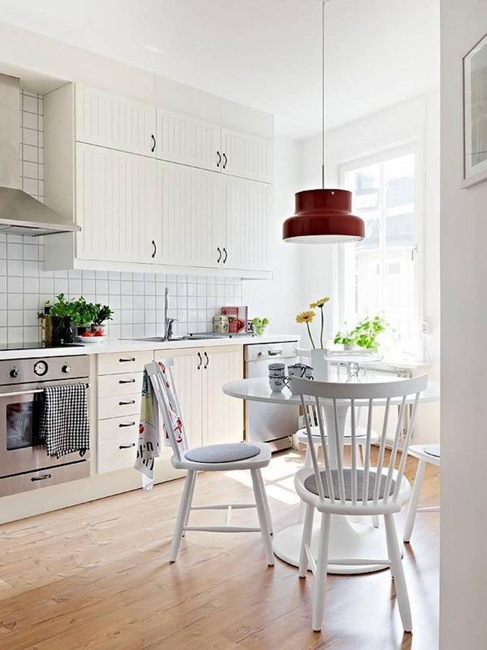 ý tưởng cho bếp chật hẹp 2