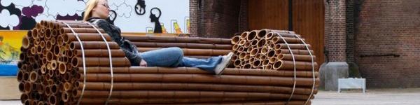15 ý tưởng trang trí sân vườn bằng ghế gỗ tuyệt đẹp