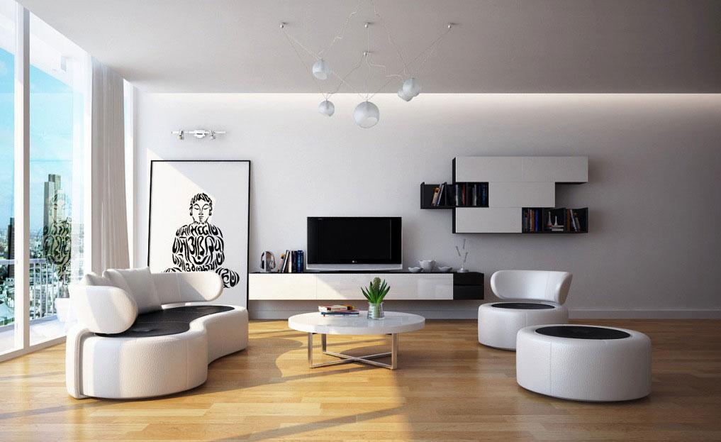 linh hut tai loc vao nha nho chon lua va bay tri sofa ban tra theo phong thuy 402e307580 Những lưu ý lựa chọn và bài trí bàn ghế phòng khách