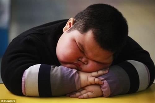 Những đứa trẻ mập nhất thế giới