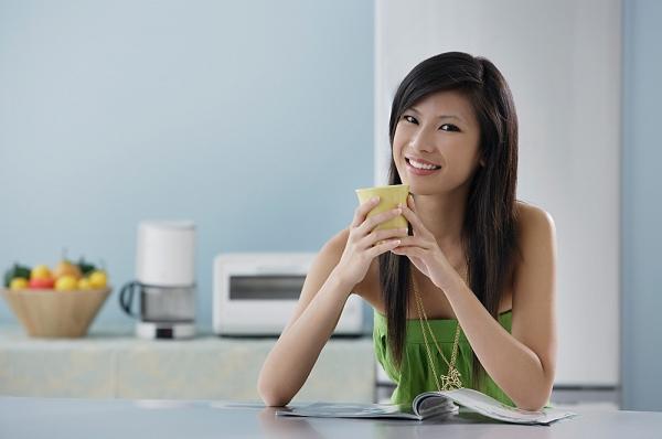Chỉ cần uống trà để giảm cân