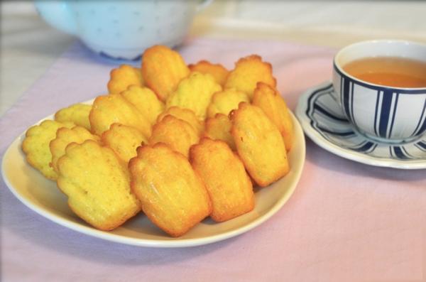 Madeleines - món bánh trứ danh từ nước Pháp
