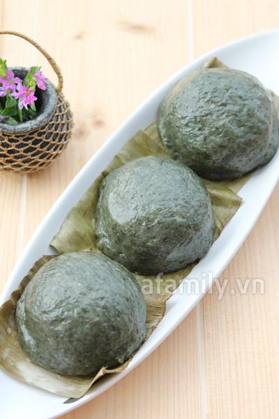 Bánh ít lá gai dân dã từ Cố Đô