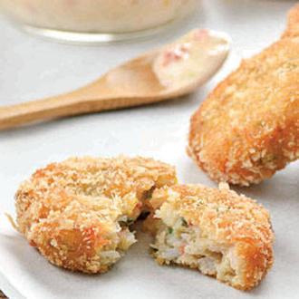 Bánh tôm kiểu Thái - ngon mà không cay 5