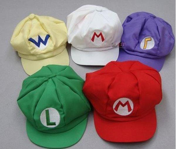 """May """"mũ nấm Mario"""" tinh nghịch cho bé trai"""
