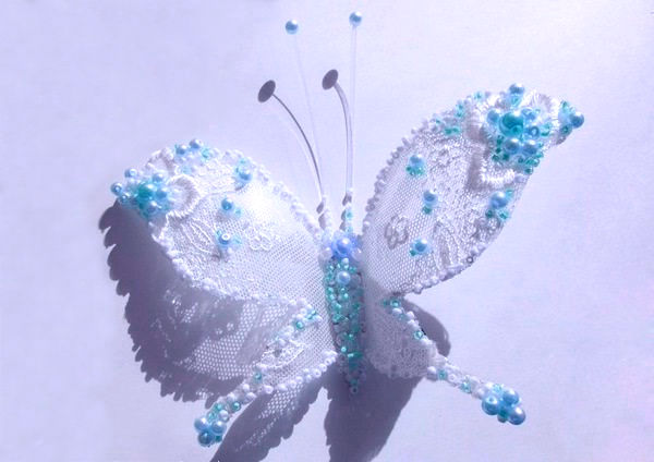Cánh bướm xinh xắn tái chế từ vỏ chai nhựa 6