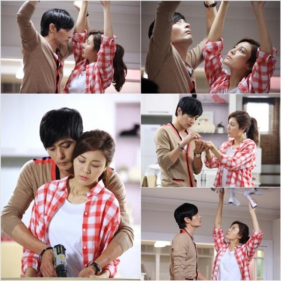 """Kim Ha Neul """"chết ngượng"""" vì Jang Dong Gun"""