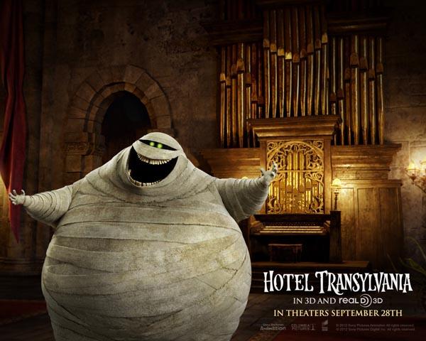 """Tặng độc giả vé xem phim """"Khách sạn huyền bí"""""""