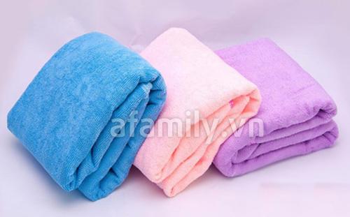 Đánh giá: Khăn tắm đa năng