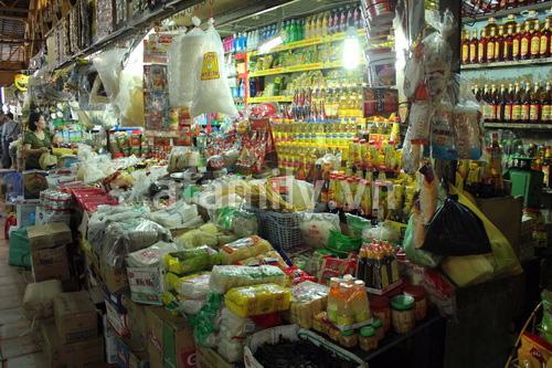 Đánh giá địa chỉ mua sắm: Chợ Tân Định  4