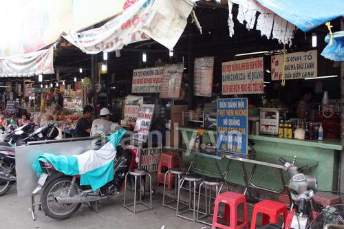 Đánh giá địa chỉ mua sắm: Chợ Tân Định  10