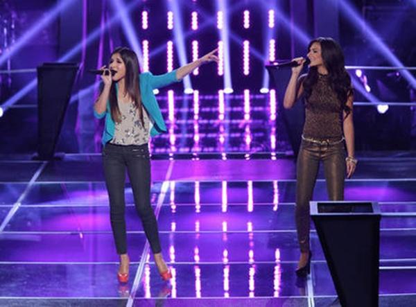 "Hai cô gái 17 tuổi ""khuynh đảo"" The Voice"