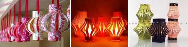 3 cách làm lồng đèn trung thu nhanh - dễ - đẹp