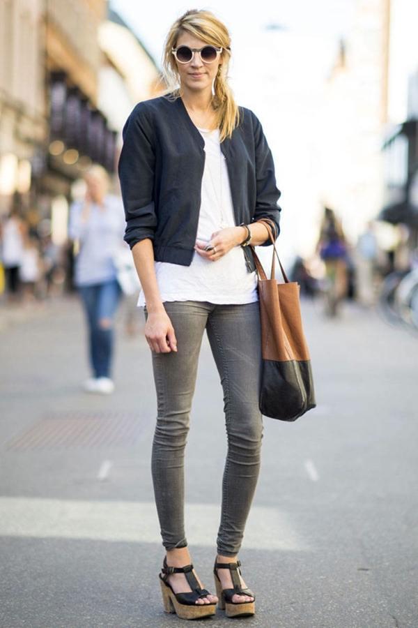 5 chiếc quần jeans không thể thiếu trong tủ đồ Thu