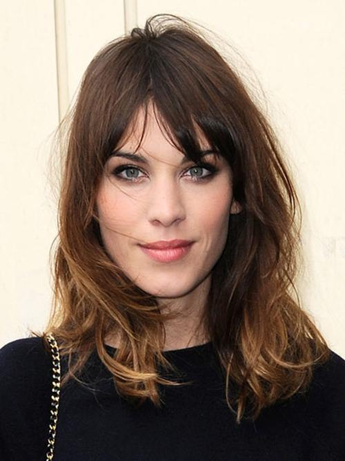 Chọn tóc mái phù hợp với khuôn mặt & cá tính 4