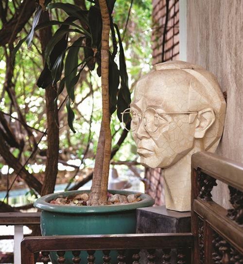 6230crop afd8d Ghé thăm và chiêm ngưỡng ngôi nhà xinh xắn của em gái Trịnh Công Sơn