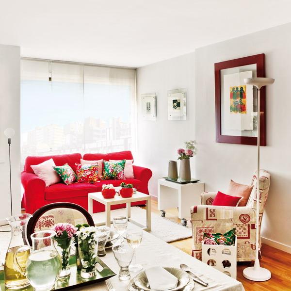 ikeainfluenceinsmallhomes11 362d5 Khám phá căn hộ 50m2 tươi tắn và sang trọng cho cặp vợ chồng son