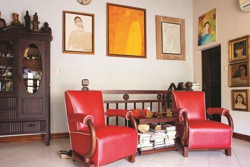 phongTCS2 4f7ed Ghé thăm và chiêm ngưỡng ngôi nhà xinh xắn của em gái Trịnh Công Sơn