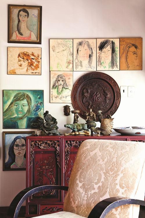 phongTCS d95af Ghé thăm và chiêm ngưỡng ngôi nhà xinh xắn của em gái Trịnh Công Sơn