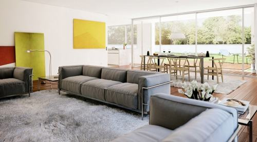 11 69954 Những mẫu phòng khách kết hợp với phòng ăn đẹp mắt
