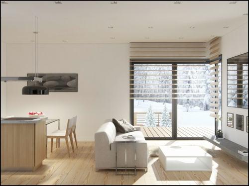 imagegalleryCA0LFN77 a62e9 Những mẫu phòng khách kết hợp với phòng ăn đẹp mắt