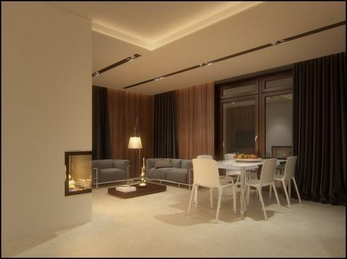 imagegalleryCAR0TKM4 4309b Những mẫu phòng khách kết hợp với phòng ăn đẹp mắt