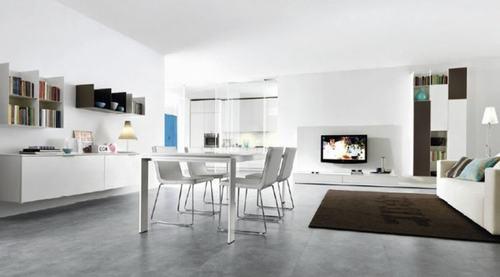 imagegalleryCAWRTKTC ef809 Những mẫu phòng khách kết hợp với phòng ăn đẹp mắt