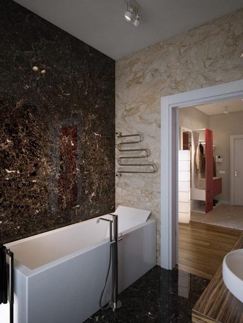 khonggiandep8 e2764 Gới ý cho bạn những kiểu trang trí căn hộ xinh xắn cho vợ chồng trẻ