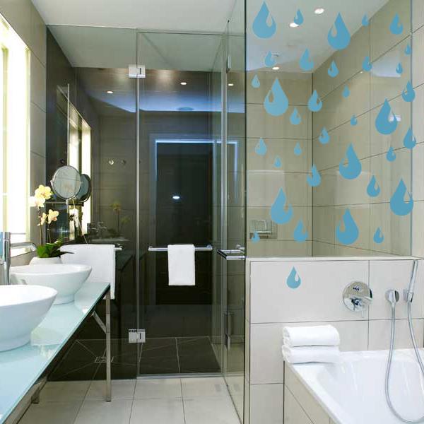 decorettostickersinbathroom2 c9946 Ngôi nhà của bạn sẽ trở nên bắt mắt hơn với sticker dán tường