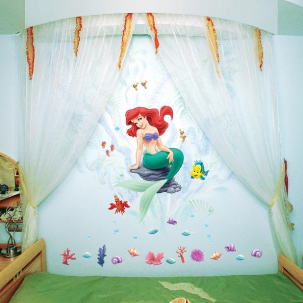 decorettostickersinkidsroom12 ff7ab Ngôi nhà của bạn sẽ trở nên bắt mắt hơn với sticker dán tường