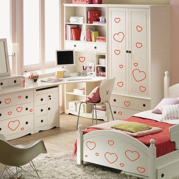 decorettostickersinkidsroom21 32a4f Ngôi nhà của bạn sẽ trở nên bắt mắt hơn với sticker dán tường