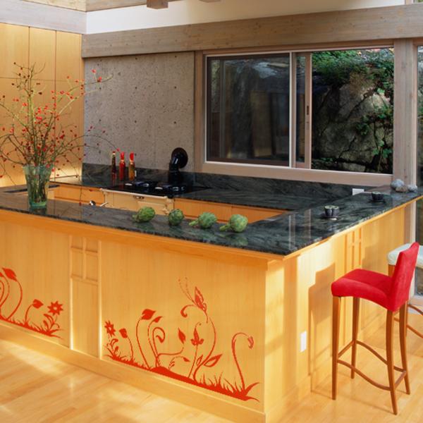 decorettostickersinkitchen12 3416e Ngôi nhà của bạn sẽ trở nên bắt mắt hơn với sticker dán tường
