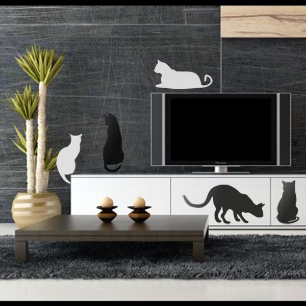 decorettostickersinlivingroom22 c5fed Ngôi nhà của bạn sẽ trở nên bắt mắt hơn với sticker dán tường