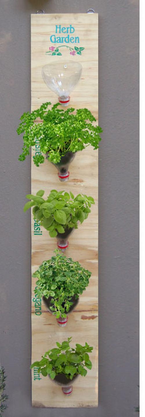 gocnhoxanhumcaycoi7 190cf Gợi ý những cách cực kì đơn giản để tạo khu vườn mini xinh xắn