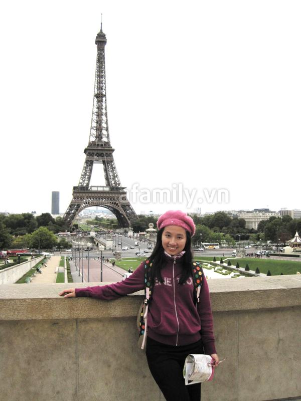 48 giờ trải nghiệm vòng quanh Paris