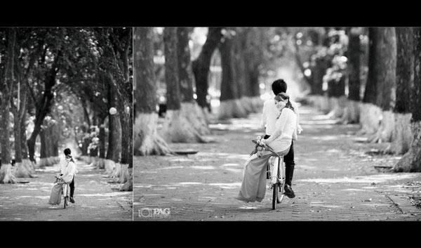 9 địa điểm chụp ảnh cưới đẹp ở Hà Nội