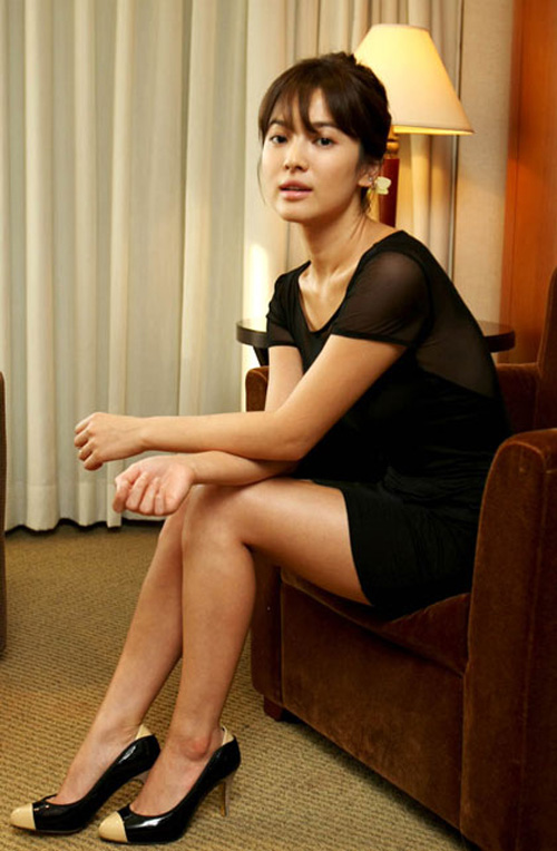 Apologise, but, Song hye kyo naked sexy can
