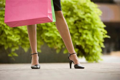5 mẹo để quyến rũ nhất với giày cao gót