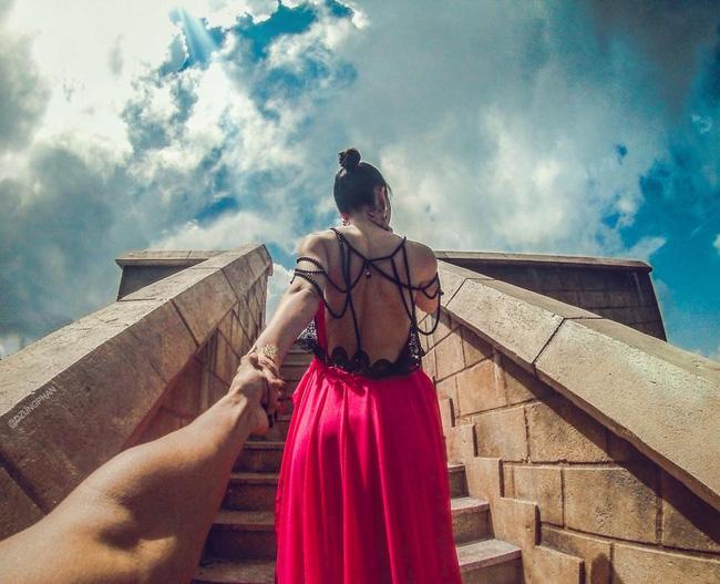 Đây chính là bộ ảnh Nắm tay em đi khắp thế gian phiên bản Việt đẹp và lãng mãn nhất! - Ảnh 13.